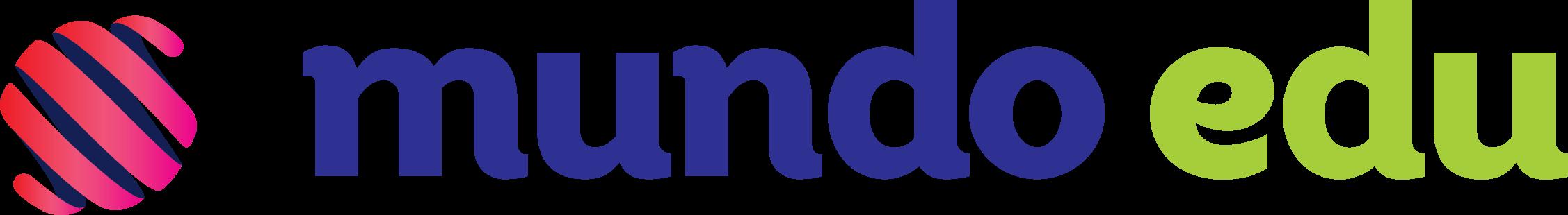 Logo Mundo Edu png